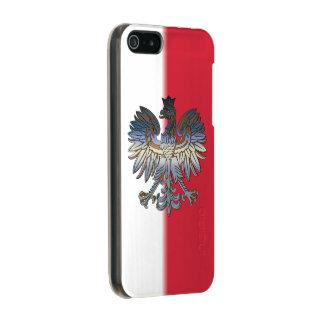 Poland Eagle Incipio Feather® Shine iPhone 5 Case