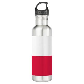 Poland Flag 710 Ml Water Bottle