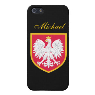 Poland Flag Case For iPhone 5/5S