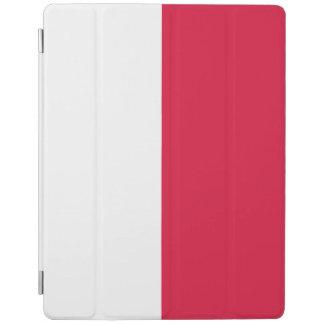 Poland Flag iPad Cover