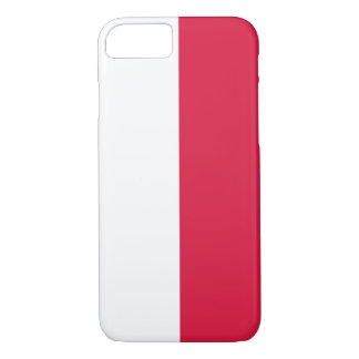 Poland Flag iPhone 8/7 Case