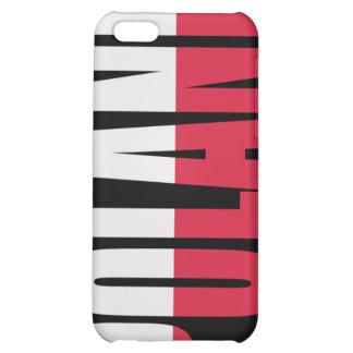 Poland Flag iPhone iPhone 5C Cover