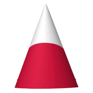 Poland Flag Party Hat