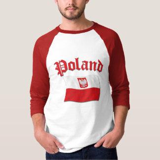 Poland Flag T-Shirt