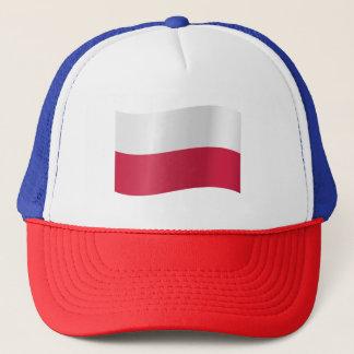 Poland Flag Trucker Hat