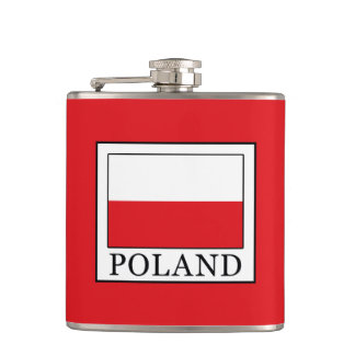 Poland Hip Flask