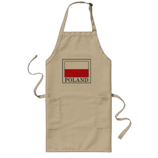 Poland Long Apron