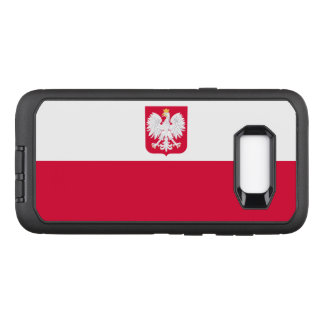 Poland OtterBox Defender Samsung Galaxy S8+ Case