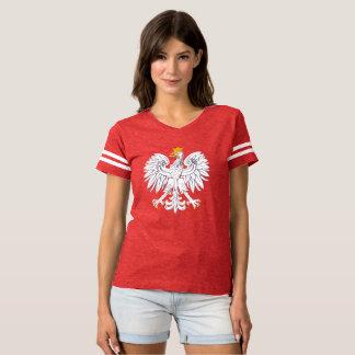 Poland Patriotic Crest with Eagle T-Shirt
