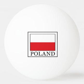Poland Ping Pong Ball