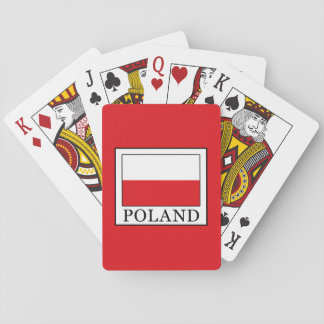 Poland Playing Cards