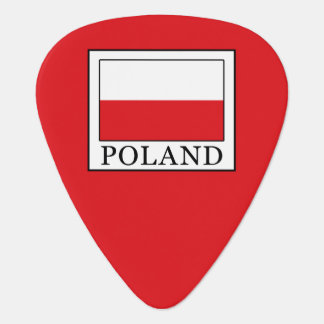 Poland Plectrum