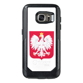 Poland Polish coat of arms OtterBox Samsung Galaxy S7 Case