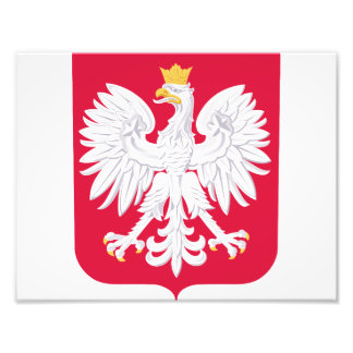 Poland Polish coat of arms Photo Art