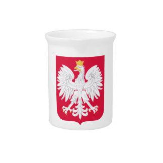 Poland Polish coat of arms Pitcher