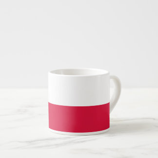 Poland - Polish Flag Espresso Cup