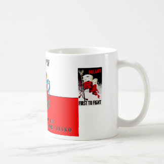 Poland Polska Lwow Coffee Mug