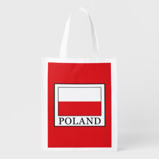 Poland Reusable Grocery Bag