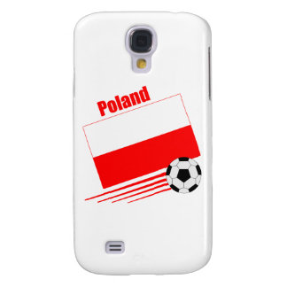 Poland - Soccer Team Samsung Galaxy S4 Covers