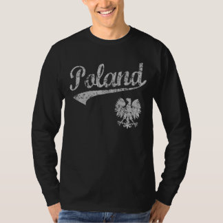 Poland Sport Style T-Shirt