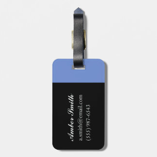 Polar 2013 luggage tag