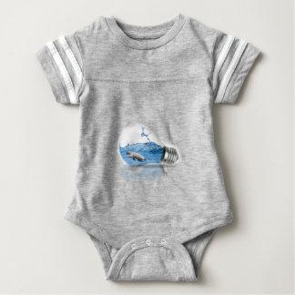Polar Baby Bodysuit