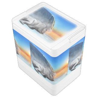 Polar bear - 3D render Cooler