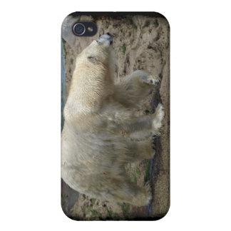 Polar Bear Arctic Animal Bear-lover iPhone 4/4S Cases