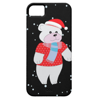 polar bear barely there iPhone 5 case