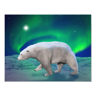 Polar Bear Card