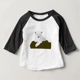 Polar Bear Cartoon Baby T-Shirt