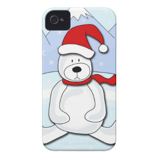 Polar bear Case-Mate iPhone 4 case