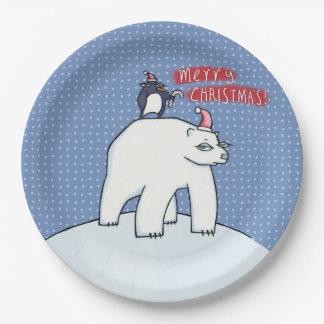 Polar Bear Craft From A Paper Plate  sc 1 st  Plate & Polar Bear Paper Plates - Best Plate 2018
