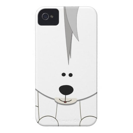Polar Bear Cub Blackberry Bold Barely There Case Blackberry Bold Cases