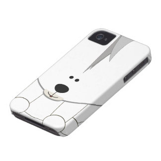 Polar Bear Cub iPhone 4 Barely There Case