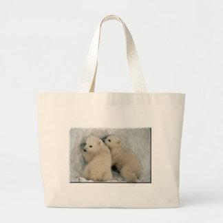 Polar Bear Cubs Bag
