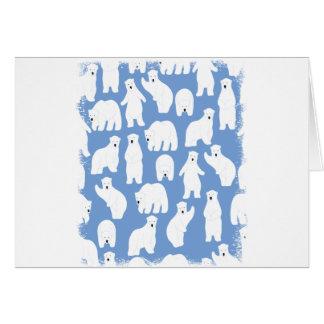 Polar Bear Day - Appreciation Day Card