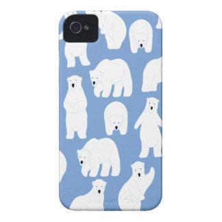 Polar Bear Day - Appreciation Day iPhone 4 Cover