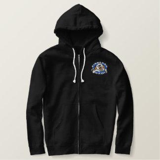 Polar bear fan jacket