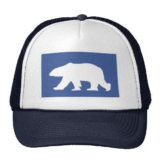 Polar bear hat. Make a statement Cap