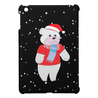polar bear iPad mini cases