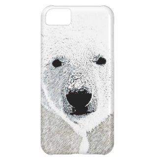 Polar Bear iPhone 5C Case