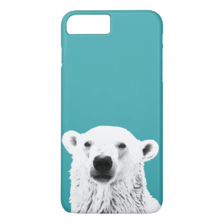 Polar Bear iPhone 7 case