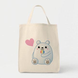 Polar Bear Love Bags