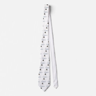 Polar Bear Ride Tie