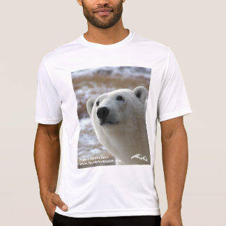 Polar Bear T-Shirt 2 (front & back design)