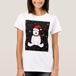 Polar bear - Xmas design T-Shirt