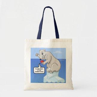 Polar Bearings Meltdown Bag
