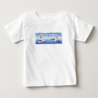 Polar Bears – Bear Us In Mind Baby T-Shirt