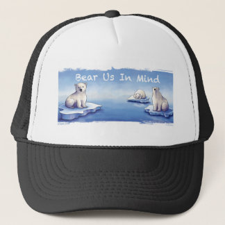 Polar Bears – Bear Us In Mind Trucker Hat